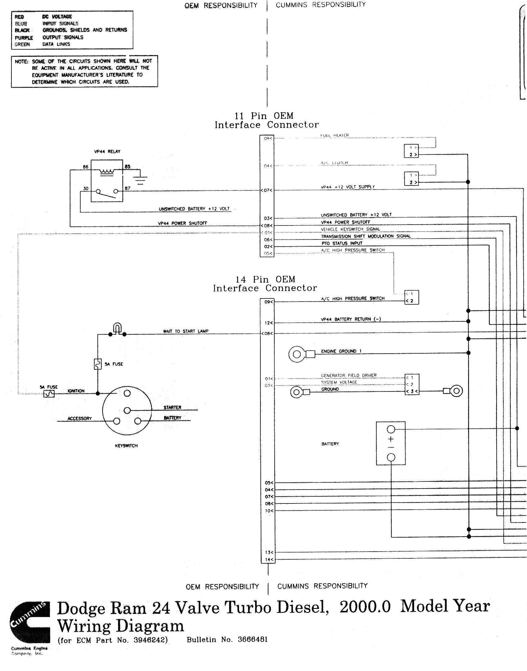 Control Module Ecms Half Switched Schematic Wiring Diagram Left