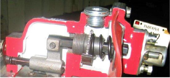 p pump cutaway 2003 jeep grand cherokee drivetrain diagram