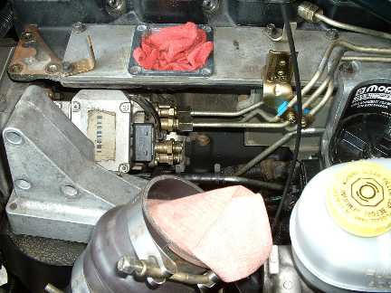Bosch Vp44 Fuel Injection Pump Replacement
