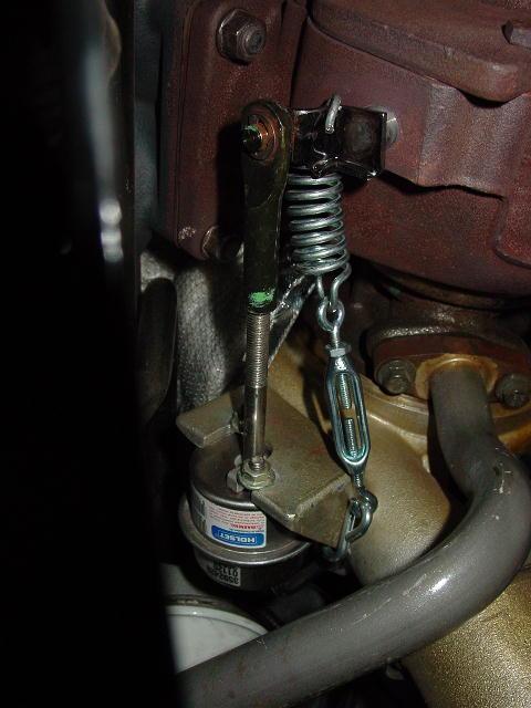 Turbo Diesel Database
